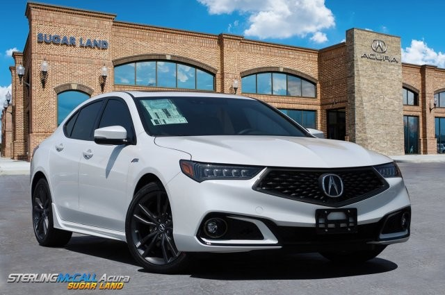 New 2020 Acura Tlx With A Spec Package 4dr Car In Sugar Land