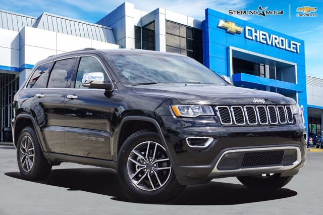 Pre-Owned 2020 Jeep Grand Cherokee Limited *** Panoramic Sunroof***