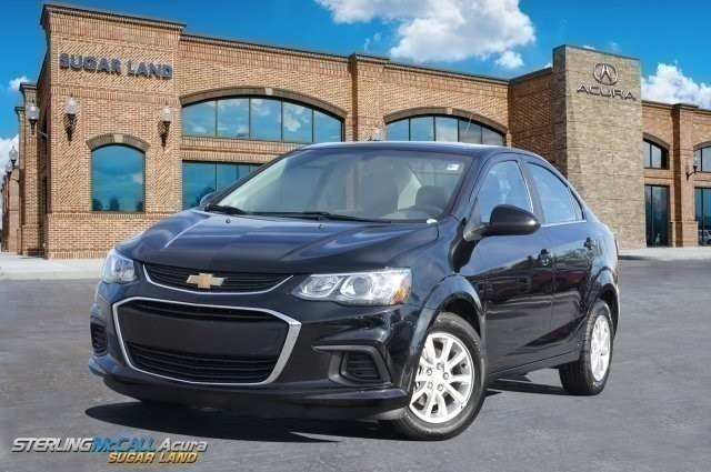 Pre Owned 2017 Chevrolet Sonic Lt 4dr Car In Sugar Land H4141479