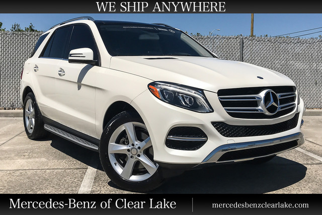 Pre Owned 2016 Mercedes Benz Gle Gle 350 Suv In Sugar Land Ga719868