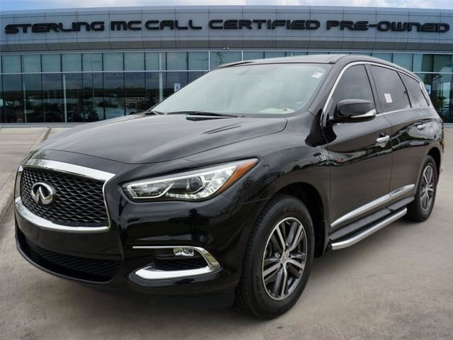 Pre Owned 2017 Infiniti Qx60