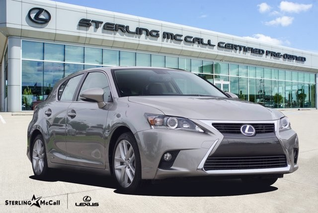Pre-Owned 2017 Lexus CT CT 200h