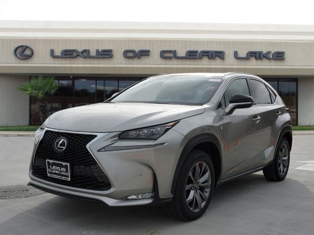 Pre-Owned 2016 Lexus NX 200t F Sport NAVIGATION