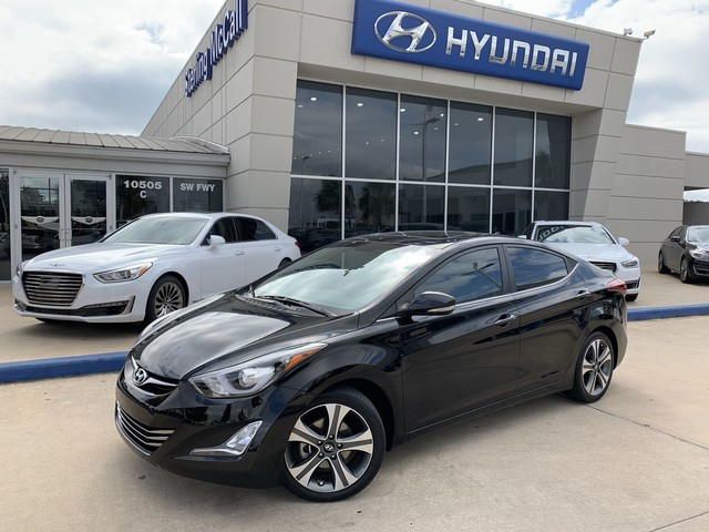 2016 Hyundai Elantra Sport >> Pre Owned 2016 Hyundai Elantra Sport W Technology Package With Navigation Offsite Location