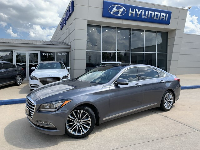 2017 Genesis G80 3.8 >> Pre Owned 2017 Genesis G80 3 8 W Ultimate Package