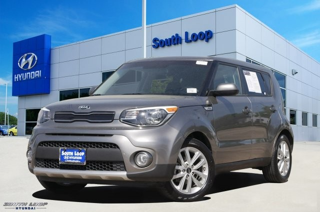 Pre Owned 2018 Kia Soul Popular Edition Remainder Of