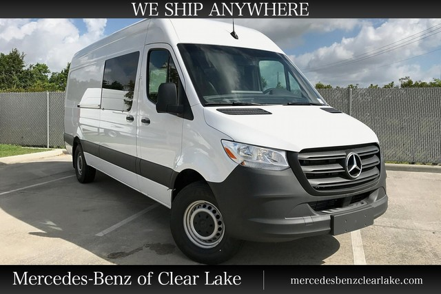 Pre-Owned 2019 Mercedes-Benz Sprinter Crew Van