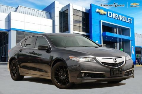 Pre-Owned 2015 Acura TLX V6 Advance