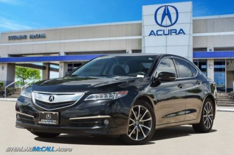 Pre-Owned 2016 Acura TLX V6 Advance SH Acura Certified CPO 7yr, 100K Mile Warranty! AWD NAVI SUNROOF HEATED COOLED LEATHER LOADED CERTIFIED