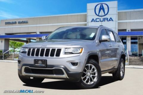 Pre-Owned 2014 Jeep Grand Cherokee Limited V6 DIESEL PANORAMIC ROOF LEATHER