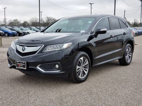 Pre-Owned 2017 Acura RDX w/Advance Pkg