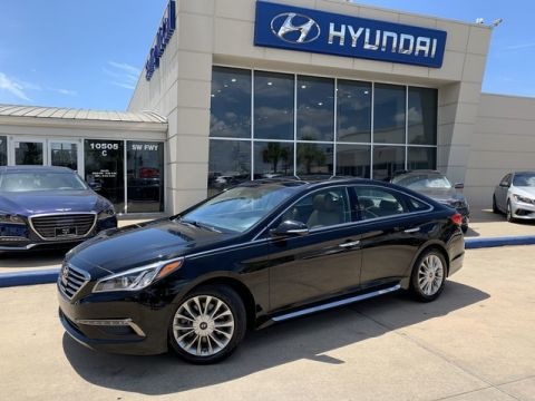 Pre-Owned 2015 Hyundai Sonata Limited w/ Ultimate Package
