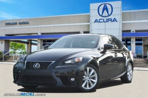 Pre-Owned 2011 Lexus IS 250 Sedan in Sugar Land #B5134784