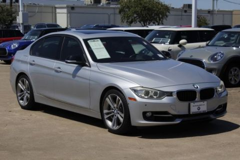 Pre-Owned 2012 BMW 3 Series 335i